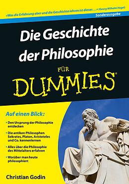 Die Geschichte der Philosophie für Dummies [Versione tedesca]
