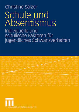 Schule und Absentismus [Version allemande]