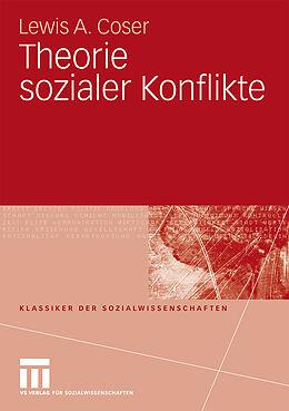 Theorie sozialer Konflikte [Version allemande]