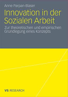 Innovation in der Sozialen Arbeit [Version allemande]