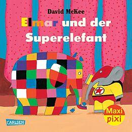 Elmar und der Superelefant [Versione tedesca]