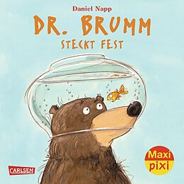 Dr. Brumm steckt fest [Version allemande]