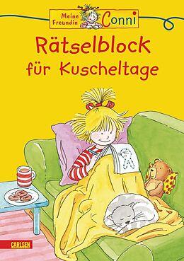 Rätselblock für Kuscheltage [Versione tedesca]