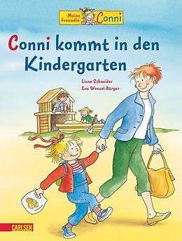 Conni kommt in den Kindergarten [Version allemande]