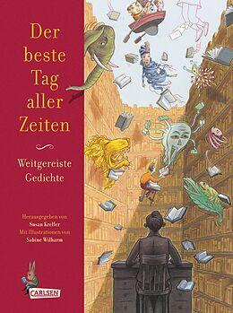 Der beste Tag aller Zeiten - Weitgereiste Gedichte [Version allemande]