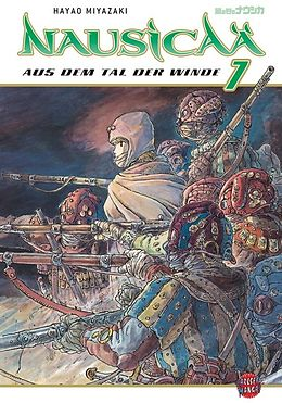 Nausicaä aus dem Tal der Winde, Band 7 [Version allemande]