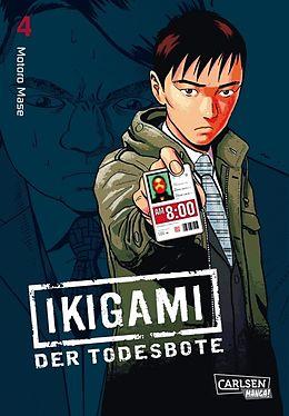Ikigami Der Todesbote 04 [Versione tedesca]