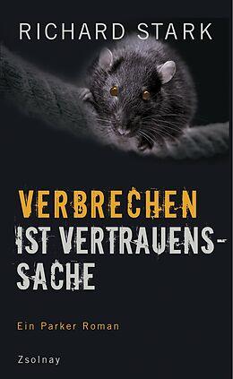 Verbrechen ist Vertrauenssache [Version allemande]