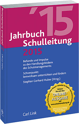 Jahrbuch Schulleitung 2015 [Version allemande]