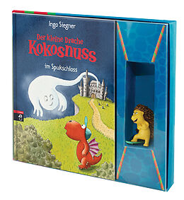 Der kleine Drache Kokosnuss - Die Geschenk-Box Matilda (Set) [Version allemande]