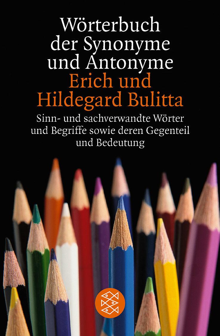 wörterbuch der synonyme und antonyme - erich bulitta, hildegard, Einladungen