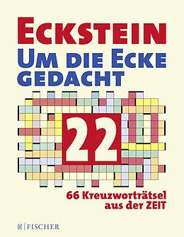 Eckstein - Um die Ecke gedacht 22 [Versione tedesca]