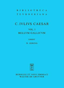 Bellum Gallicum [Version allemande]