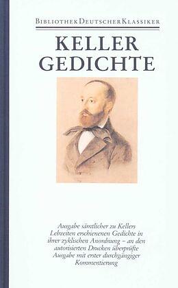 Sämtliche Werke - Ln (Band 1): Gedichte [Version allemande]