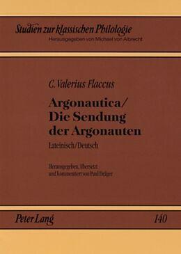 Argonautica / Die Sendung der Argonauten