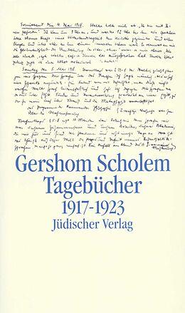 Tagebücher nebst Aufsätzen und Entwürfen bis 1923