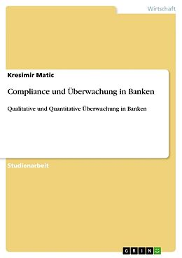 Compliance und Überwachung in Banken [Versione tedesca]