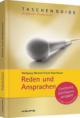 Reden und Ansprachen [Version allemande]