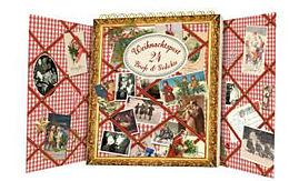 Weihnachtspost - 24 Briefe & Gedichte, Adventskalender [Version allemande]