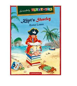 Käpt'n Sharky - Erstes Lesen