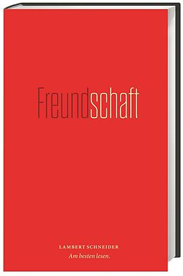 Freundschaft [Version allemande]