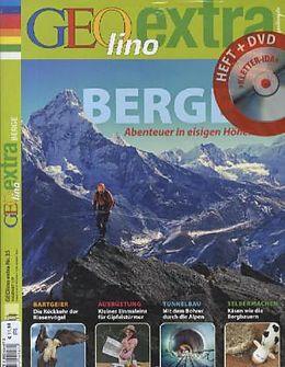 GEOlino extra Berge inkl. DVD [Versione tedesca]