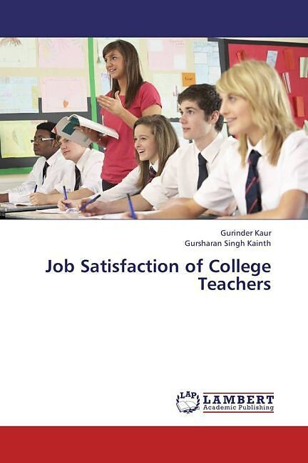 job satisfaction of teachers Ii teachers motivation and job satisfaction research report acknowledgements this report was written by rose kalage technical advice was provided by john kalage and boniventura.