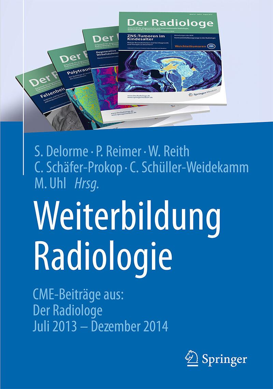 Weiterbildung Radiologie - - Buch kaufen | exlibris.ch