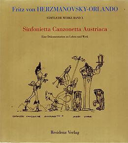Sinfonietta Canzonetta Austriaca [Versione tedesca]