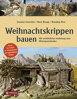Weihnachtskrippen bauen [Version allemande]