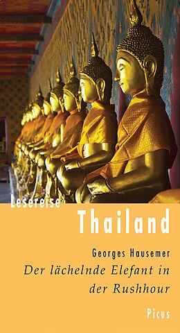 Lesereise Thailand [Version allemande]