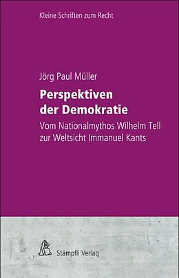 Perspektiven der Demokratie [Version allemande]
