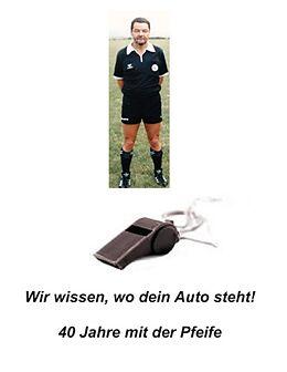 Wir wissen wo dein Auto steht [Versione tedesca]