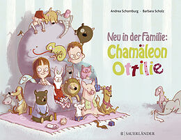 Neu in der Familie: Chamäleon Ottilie [Version allemande]