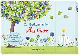 Zur Erstkommunion alles Gute [Versione tedesca]