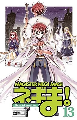 Magister Negi Magi 13 [Version allemande]