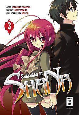 Shakugan no Shana 03 [Versione tedesca]