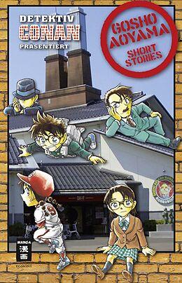 Gosho Aoyama Short Stories