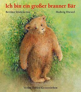 Ich bin ein grosser brauner Bär [Version allemande]