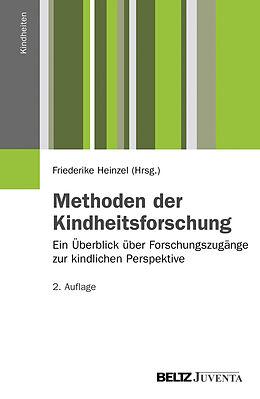 Methoden der Kindheitsforschung [Version allemande]