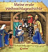 Meine erste Weihnachtsgeschichte [Version allemande]