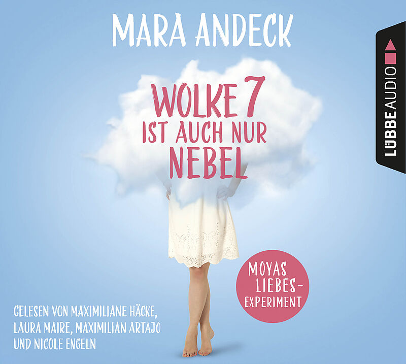 Image result for wolke 7 ista uch nur nebel hörbuch