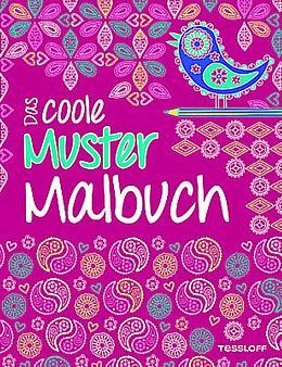 Das coole Muster-Malbuch. Ab 5 Jahren [Version allemande]