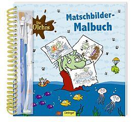 Die Olchis Matschbilder-Malbuch [Version allemande]