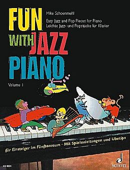 Fun with Jazz Piano 1 [Versione tedesca]