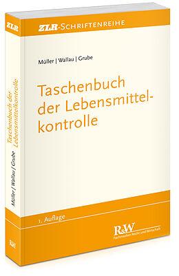 Taschenbuch der Lebensmittelkontrolle [Versione tedesca]