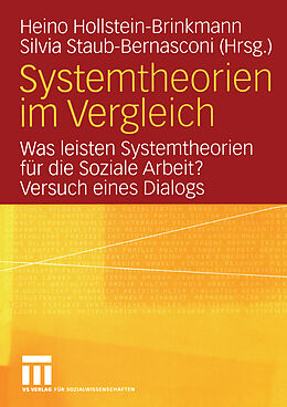 Systemtheorien im Vergleich [Versione tedesca]