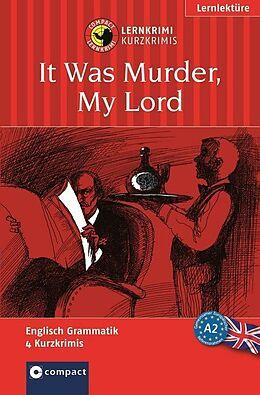 It Was Murder, My Lord [Versione tedesca]