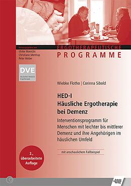 HED-I Häusliche Ergotherapie bei Demenz [Versione tedesca]