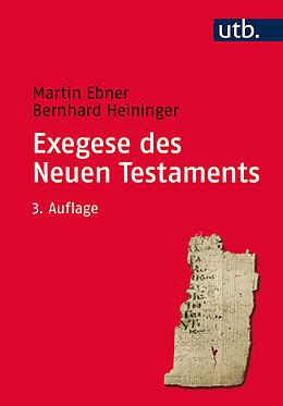 Exegese des Neuen Testaments [Version allemande]